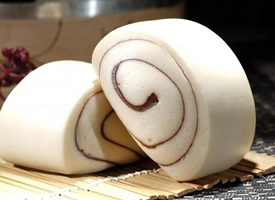传统的面食馒头图片
