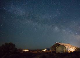 一组星空星星图片