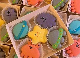 可爱创意造型卡通小饼干图片