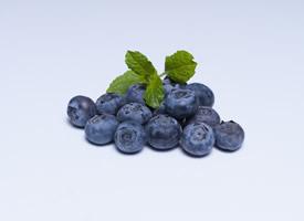 新鲜美味的蓝莓图片欣赏