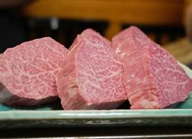好漂亮的牛肉,感觉特别的好吃