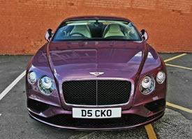 宾利Bentley Continental GT图片欣赏