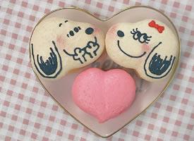可爱的甜点就是获得好心情的秘诀