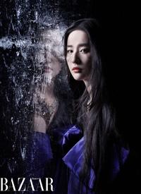 刘亦菲时尚芭莎古典写真大片