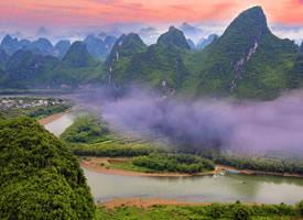 桂林漓江山水图片