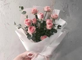 精致好看的花束图片欣赏