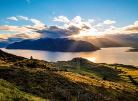 新西兰南岛风景壁纸图片