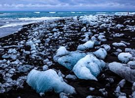 冰岛瓦特纳冰川壁纸图片