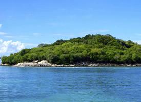 风景美丽的岛屿图片