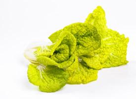 营养丰富的大白菜图片