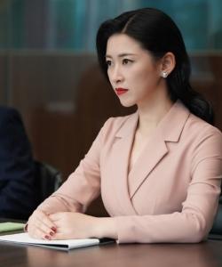 朱珠《精英律师》剧照图片