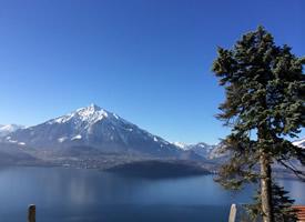 瑞士伯尔尼自然风景图片