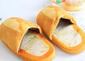 吐司面包拖鞋了解一下