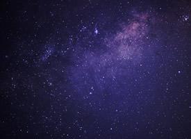 神秘唯美的星空高清图片