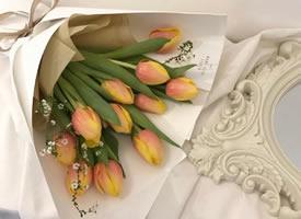 一组美美的花束图片欣赏
