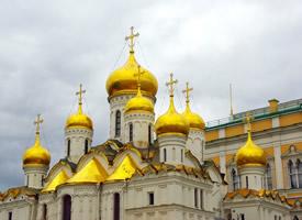 富丽堂皇的教堂建筑图片