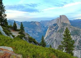 美国加州优山美地国家公园