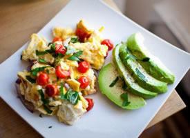 健康营养蔬果餐