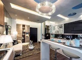 新古典一居室公寓,小户型也能这么奢华