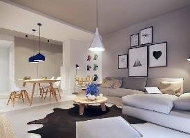 高级灰系列现代公寓设计