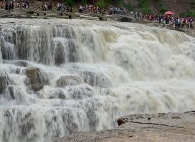 黄河壶口瀑布摄影图片欣赏
