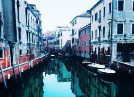 水上的童话之城威尼斯