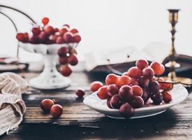 拍出葡萄形态美的图片欣赏