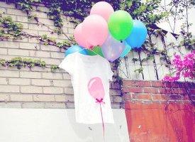 感情像个气球,放手它就飞了