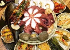 今日份的海鲜美食