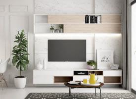 九款电视墙设计分享