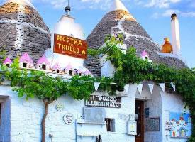 意大利阿贝罗贝洛小镇风景图片欣赏 
