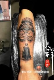 滁州纹身 安徽滁州天祥刺青的几款纹身店内作品