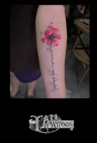 太原纹身 山西太原颜刺青的几款纹身店作品