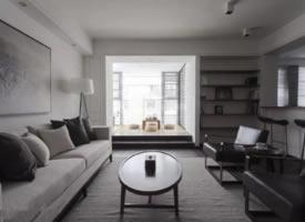 客厅不打算装电视可以这么设计