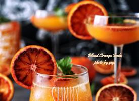 一组血橙的唯美图片欣赏