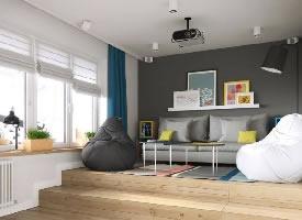 32平一居小公寓,一个人的生活也可以很精彩 