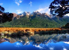 高清宽屏山水风景图片