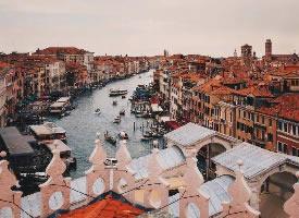 沧桑古老的水上之城——威尼斯