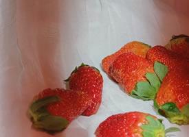 水果中颜值很高的草莓