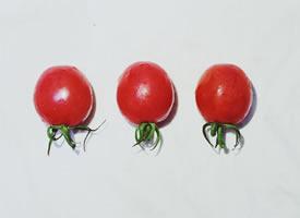 想把西红柿的甜分享出来