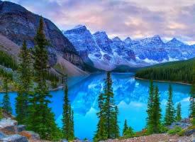 壮丽绝美自然山水高清风景图片