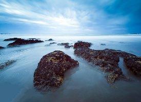 新西兰北岛风景图片