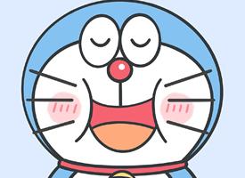 哆啦A梦可爱表情卡通图片手机壁纸