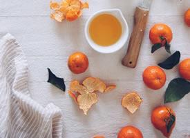 一组春天里的小蜜橘