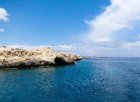 塞浦路斯海岸风景图片