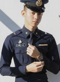 泰国小哥哥型男制服图片