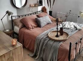 超温馨的卧室装饰,参考一下