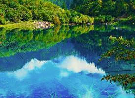 九寨沟——梦一般美的地方