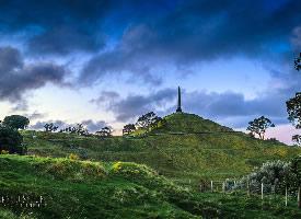 新西兰田园风光风景图片