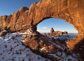 美国拱门国家公园图片